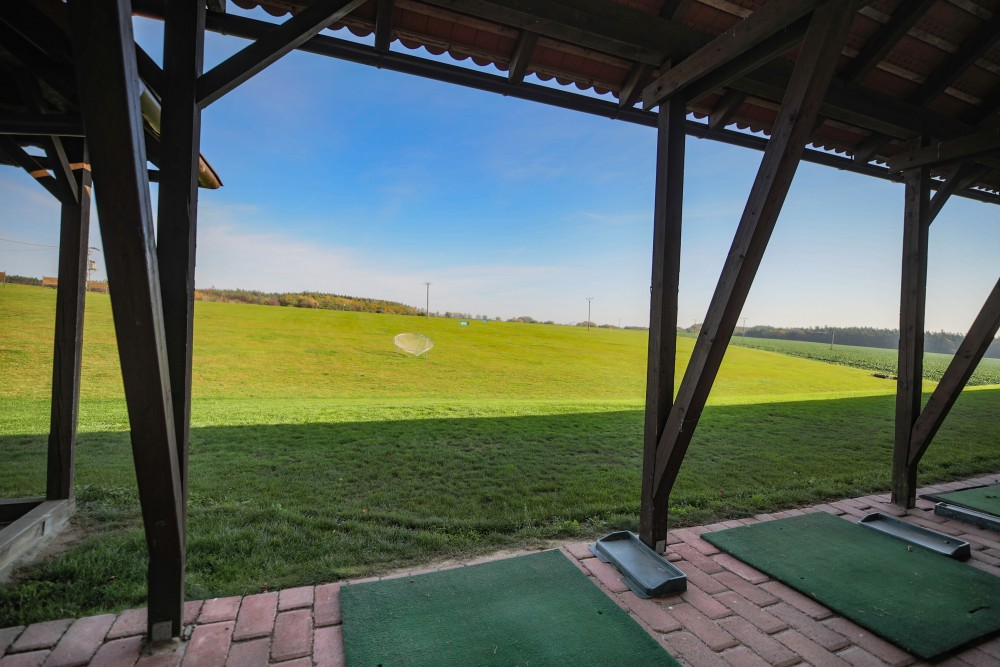 Golf Club Alfrédov driving range